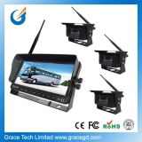 Digital 2.4Ghz Wireless Car camera