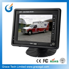 Car Screen With 5.6 Inch