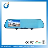 High Resolution Rearview Mirror Car